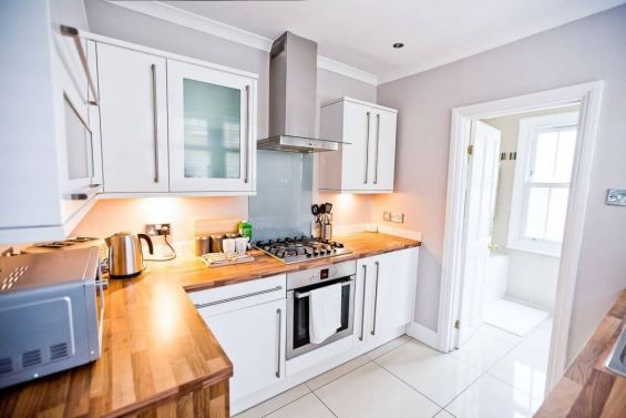 serviced accommodation management in central london