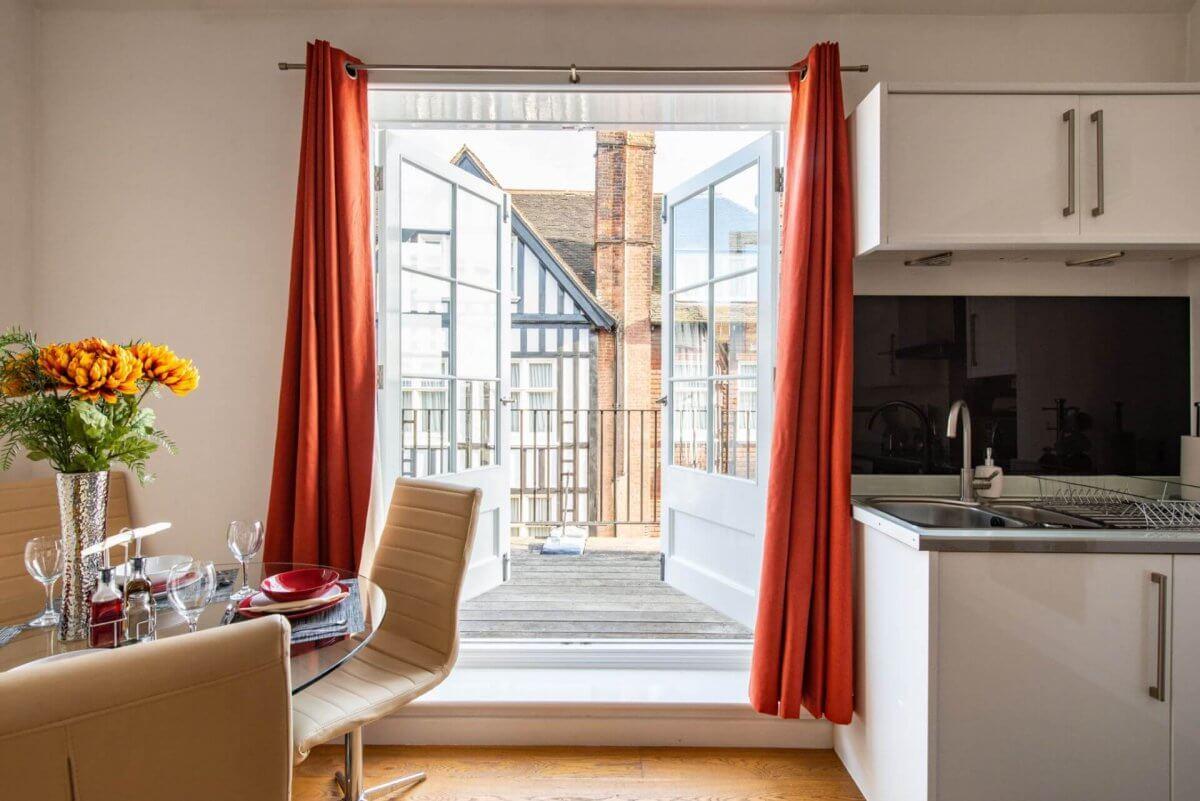 Airbnb management Edinburgh